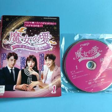 魔女の愛 〜チョホンは恋愛中〜 DVD  全6巻セット