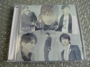 V6『way of life』初回限定盤A【CD+DVD】SPエスピー/他にも出品