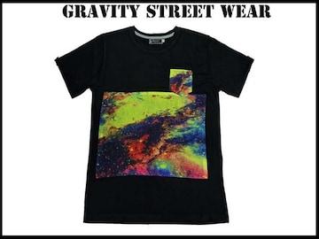 新品 グラベティ ストリートウェア Gravity59 黒-L G8