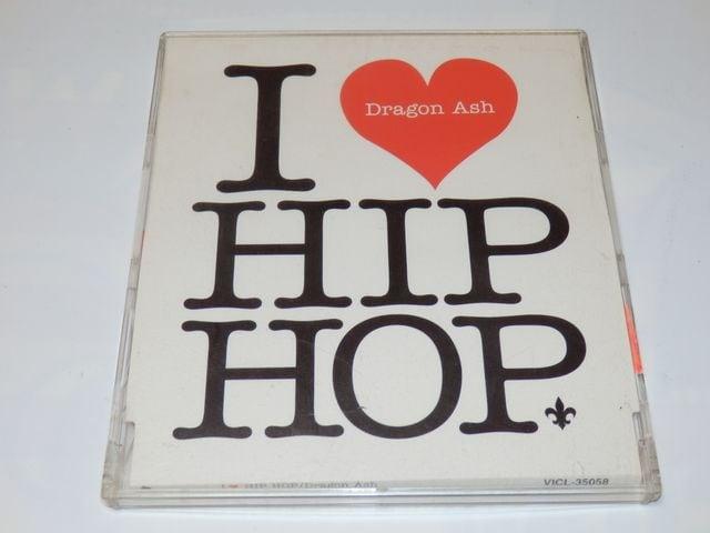 Dragon Ash/I LOVE HIP HOP  < タレントグッズの