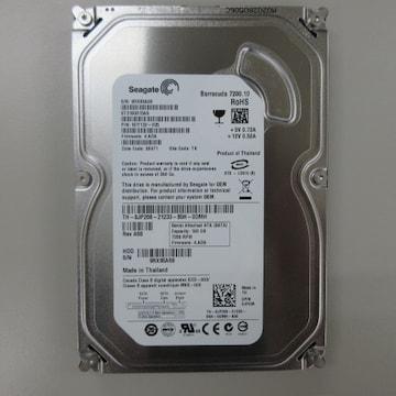 Seagate HDD S/N 9RX95A69 SRIAL ATA 160GB