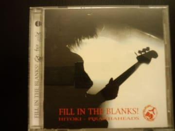 人時「FILL IN THE BLANKS!」黒夢