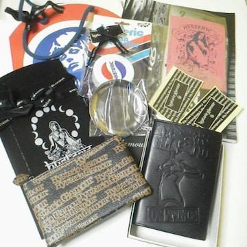 レア★HYSTERIC GLAMOUR/ヒステリックグラマー★総柄ロゴポーチ&皮革財布など