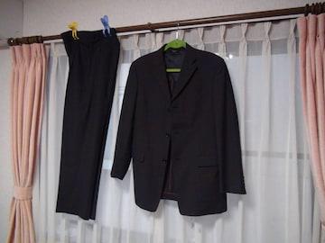 SACSNYY,SACCSのスーツ ブラウン(L)!。