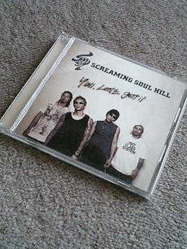 SCREAMING SOUL HILL 「Y'all,Let's get it」