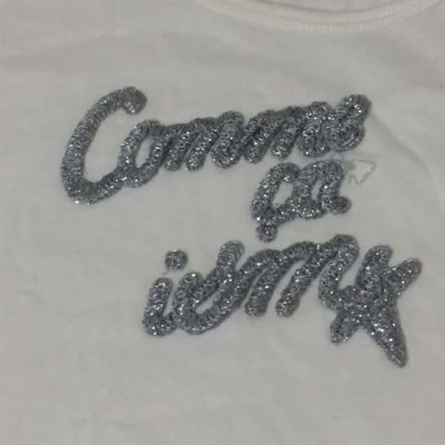 #COMME CA ISM Tシャツ2点セット80 < ブランドの