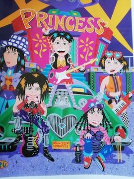 プリンセス プリンセス サマーサミット パンフ 1993