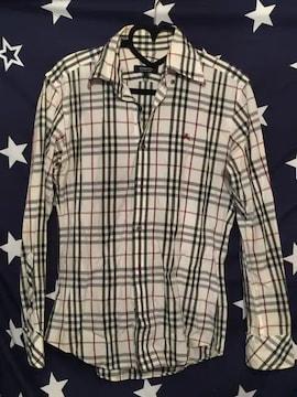 バーバリー ブラックレーベル  size 1 シャツ