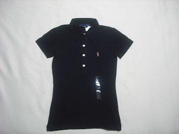 wr261 女 RALPH LAUREN ラルフローレン 半袖ポロシャツ XSサイズ