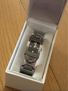 クリスチャンディオール  腕時計 ブレスレットウォッチ シルバー