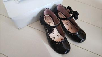 anyFAM フォーマル靴 19cm
