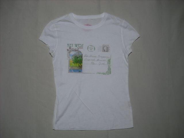 24 女 ラルフローレン ポロジーンズ 白 半袖Tシャツ XS  < ブランドの