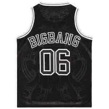 BIGBANG BBジャージ タンクトップ 未開封