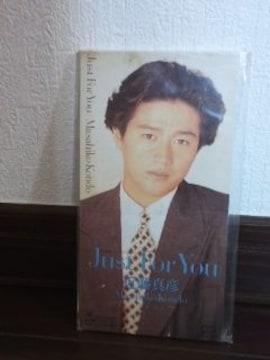 近藤真彦、Just ForYou