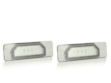 ニッサン LED ライセンスランプ ナンバー灯 E51 エルグランド /