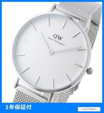新品■ダニエル ウェリントン レディース 32mm腕時計 DW00100164