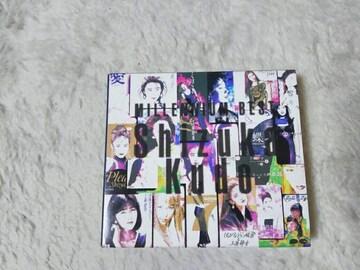 3枚組CD 工藤静香  ベスト'87〜'99 全39曲'00/3 うしろ髪ひかれ隊