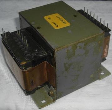 ACトランス28Vセンタータップ付/L0225未使用品!! 6.3