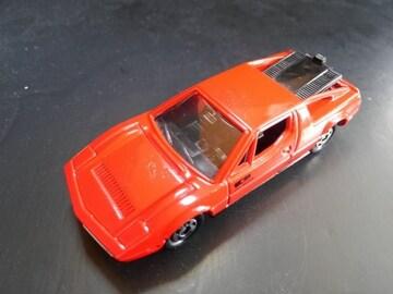 希少1976年製黒箱トミカマセラティマークSS