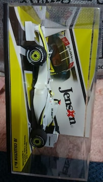 1/43 ミニチャンプス製品 F1 ブラウンGP ジェンソン.バトン 限定品 未使用 新品
