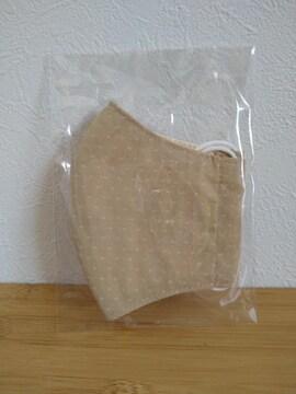 ハンドメイド 水玉マスクカバー 新品