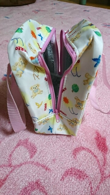 哺乳瓶ポーチ☆新品・未使用 < キッズ/ベビーの