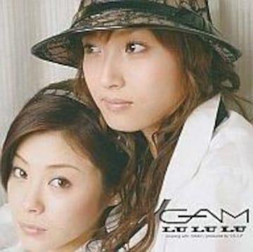 初回限定盤★<LU LU LU/GAM(松浦亜弥.藤本美貴)>…DVD付…