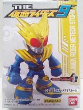 新品即決!THE仮面ライダーズ9 仮面ライダーメテオストーム