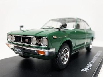 国産名車/'73 Toyotaトヨタ Carinaカリーナ HT 2000GT 1/24