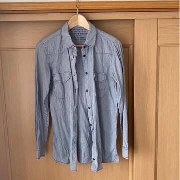 SLY ストライプシャツ
