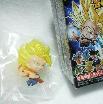 ドラゴンボール超戦士フィギュア5 孫悟飯 超サイヤ人 開封後未使用即決