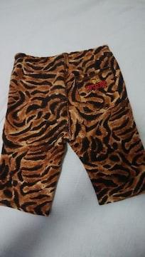 ヒスミニ   タイガー  スエット  ハーフパンツ  size110