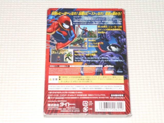 GC★アルティメット スパイダーマン スリーブケース付 < ゲーム本体/ソフトの