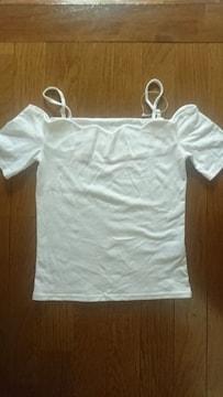 MIIA★スカラップTシャツ