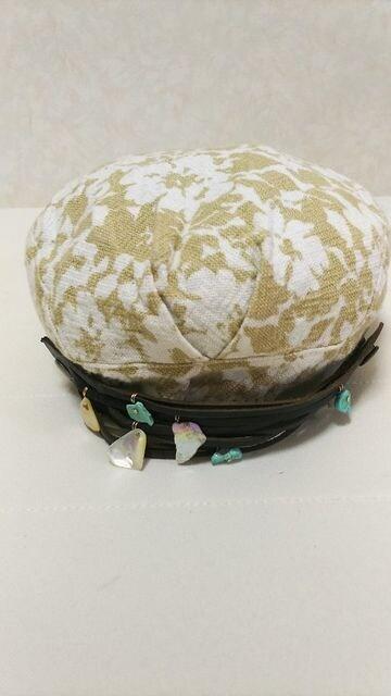 CA4LA(カシラ)のハンチング、帽子 < ブランドの