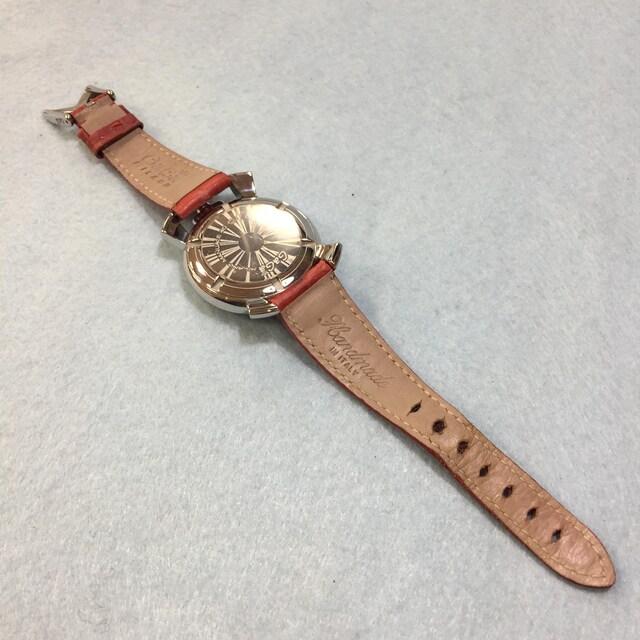 GaGaMILANOマヌアーレ 40正規腕時計 < ブランドの