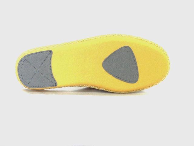 Pansy パンジー 室内履き スリッパ 8690 Lサイズ(24.5cm) イエロ < 女性ファッションの