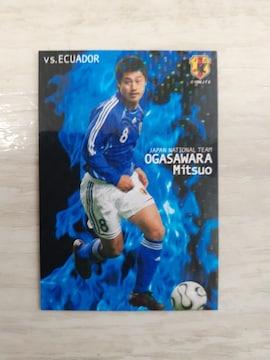 2006 カルビー日本代表カード N-07 小笠原 満男