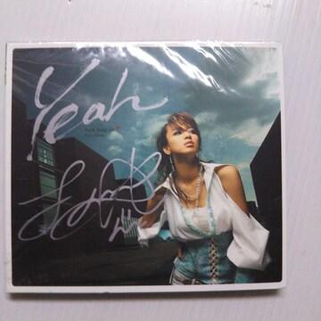 パク チョンア『YEAH!』直筆サイン入り限定盤(廃盤)