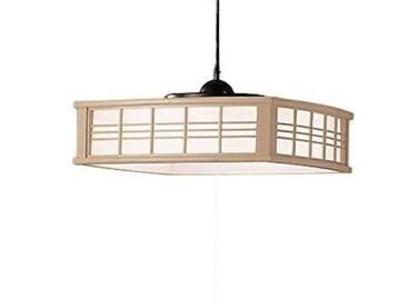 コイズミ LEDペンダントライト 調光タイプ 和風 ~6畳 BP180673P