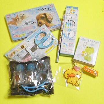 レア★きれいずきん生活/たれぱんだ等12点★サンエックス-コレクションにも!!