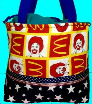 ♪★保冷できるランチバッグ★ マクドナルド