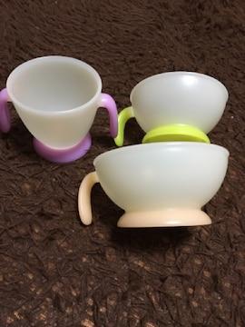 コンビ ベビー食器セット アカチャンホン