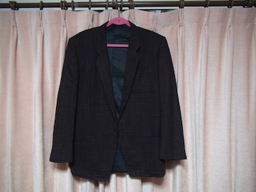 Mr.JUNKOのブレザー(L)日本製 毛100%!。