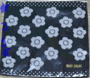 MARY QUANT マリークヮント デイジードットアクセント タオル