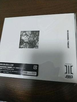 三代目J Soul Brothers◆『100SEASONS/TONIGHT』◆CD新品未開封