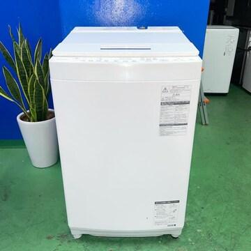 ◆TOSHIBA◆全自動洗濯機 2019年 8kg 美品 大阪市近郊配送無料