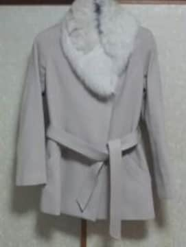 プライベートレーベル★ファー付きコート
