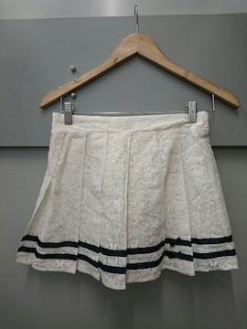 Penderie☆総レースプリーツスカート