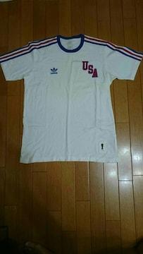 adidas アディダス 1974 FIFA W杯 復刻Tシャツ